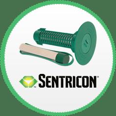 Sistema Sentricon de controle de cupins